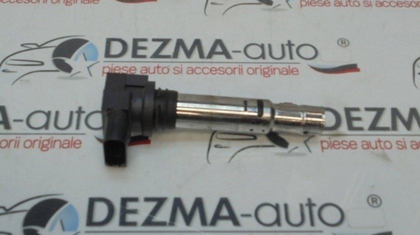 Bobina inductie 036905715F, Vw Golf 5 Plus (5M1) 1.4b, CGG
