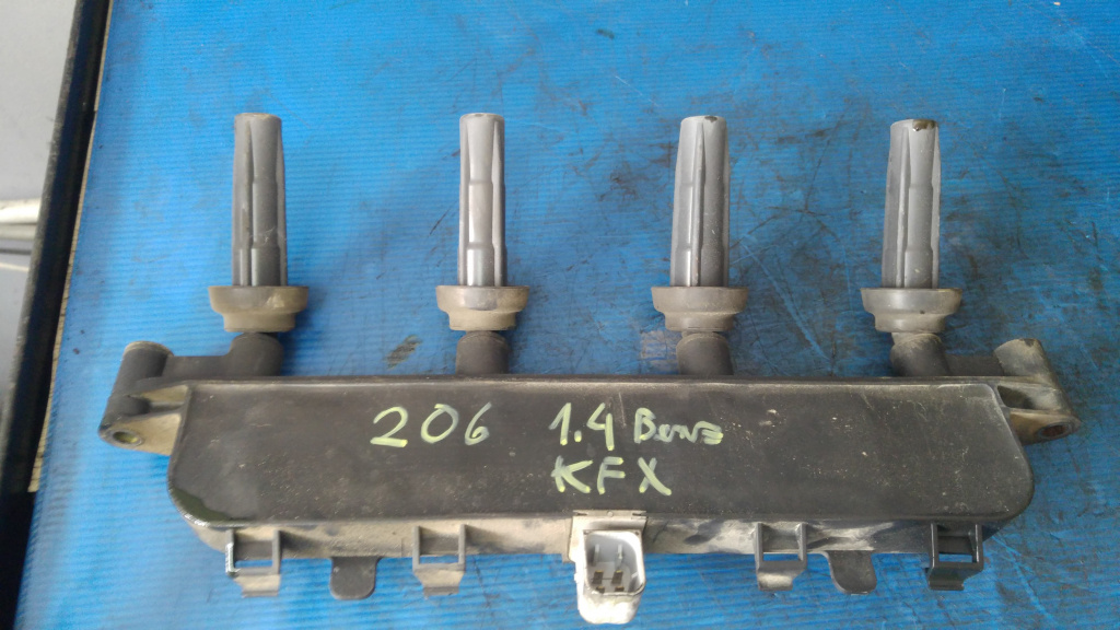 Bobina inductie 1.4 b kfx peugeot 206 9635854880