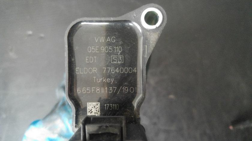 Bobina inductie 1.5 b dhf vw golf 7 05e905110