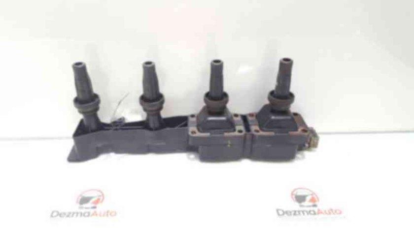 Bobina inductie 9636337880, Peugeot 307 hatchback, 1.6B (id:335320)