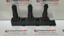 Bobina inductie, cod 0221503014, Opel Corsa B, 1.0...
