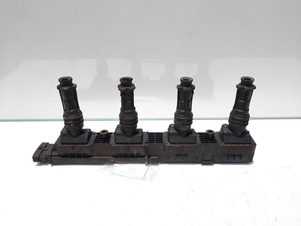Bobina inductie, cod 0221503015, Opel Astra G, 1.2 benz, Z12XE