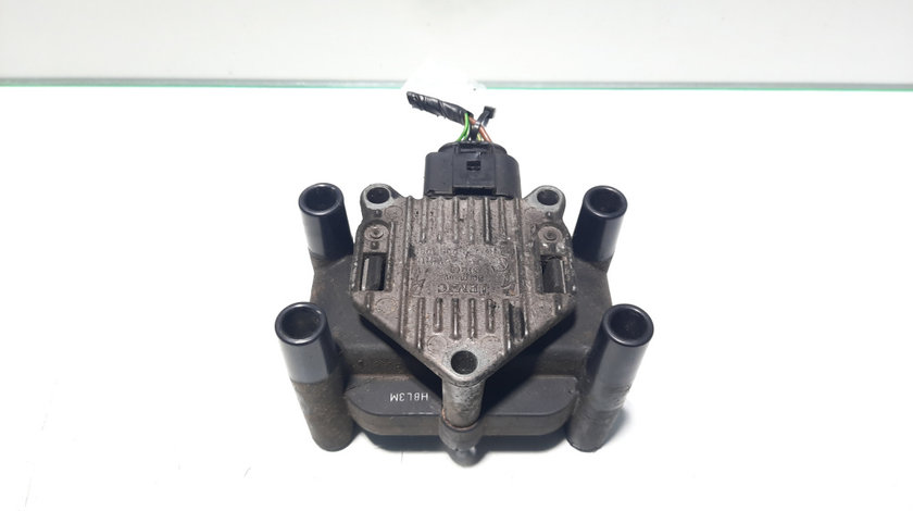 Bobina inductie, cod 032905106B, Audi A3 Cabriolet (8P7) 1.6 benz, CBZ