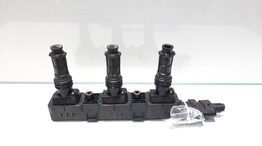 Bobina inductie, Opel Corsa B, 1.0 b, X10XE, cod 0221503014 (id:453721)