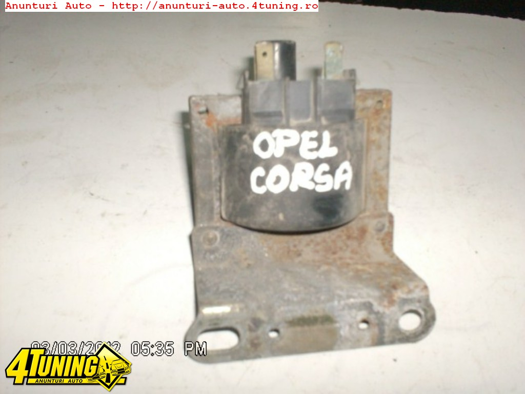 Bobina inductie Opel Corsa B