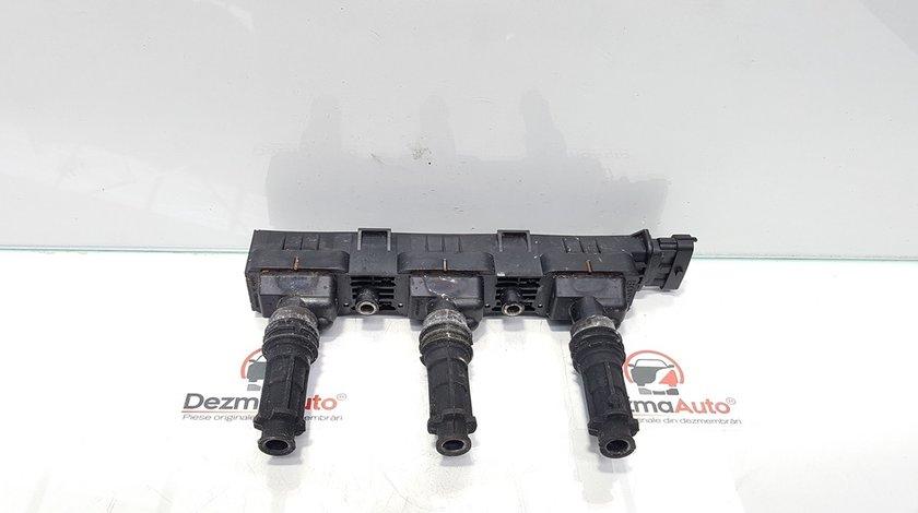 Bobina inductie, Opel Corsa C, 1.0 b, Z10XEP, cod 0221503471