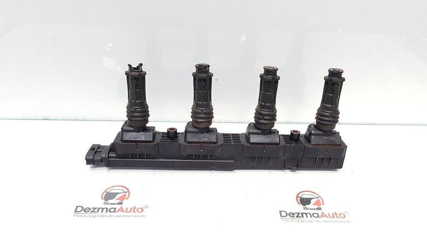 Bobina inductie, Opel Corsa D, 1.4 B, Z14XEP, cod 0221503472 (id:369880)