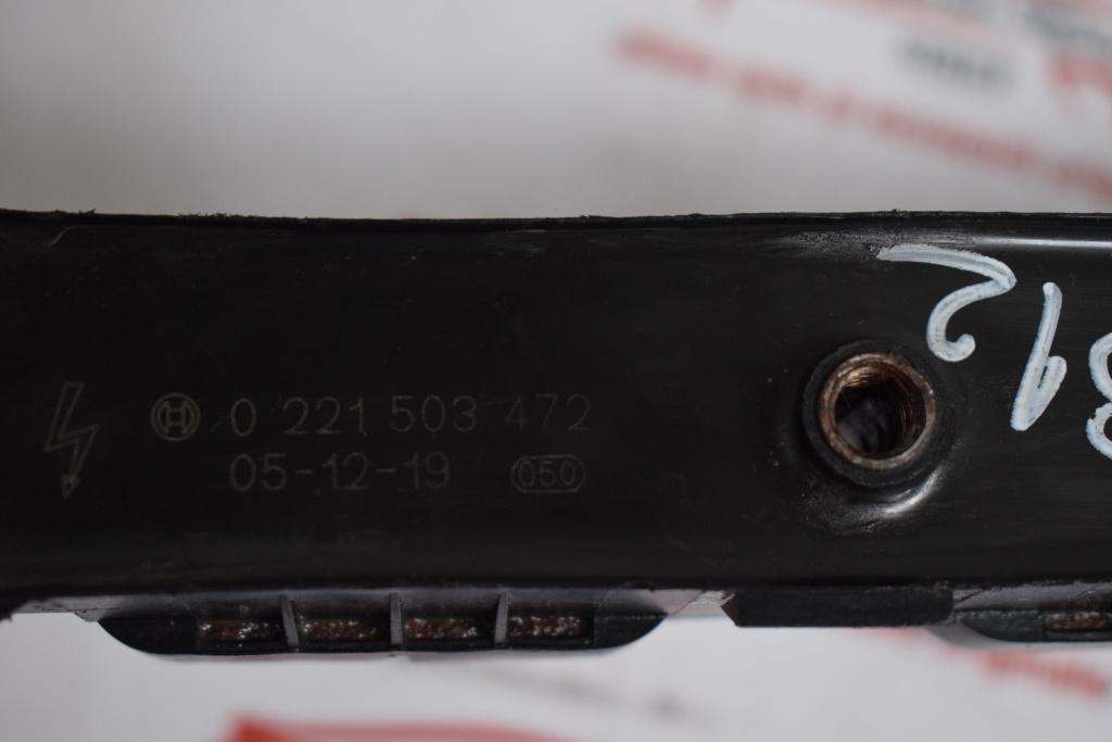 Bobina inductie Opel Meriva 1.4 B 2005 0221503472 312