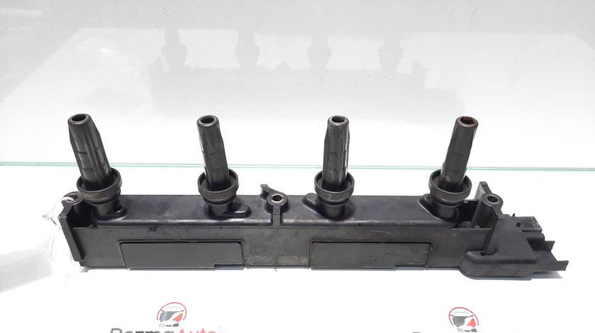 Bobina inductie,Peugeot 206 [Fabr 1998-2009] 2.0 benz, RFN, 9634131480