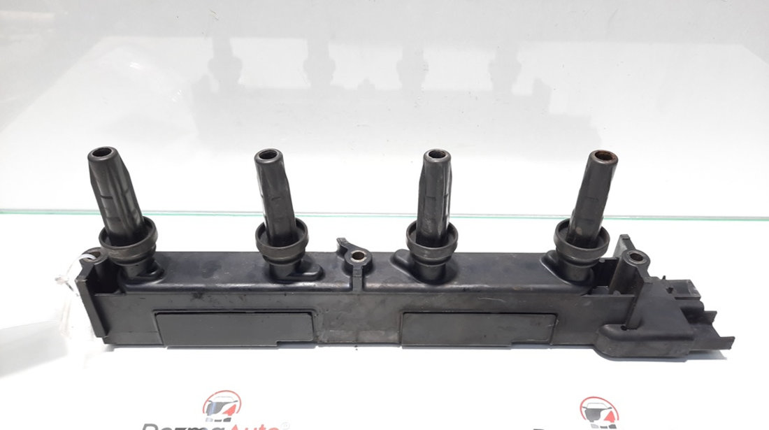 Bobina inductie, Peugeot 307 [Fabr 2000-2008] 2.0 benz, RFN, 9634131480