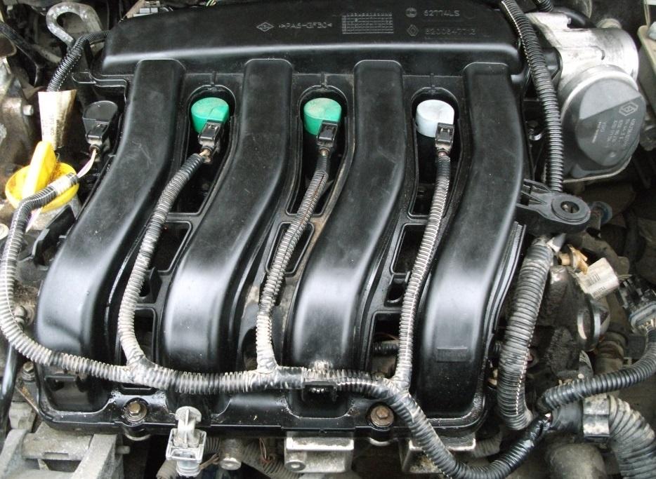 Bobina inductie Renault Megane 2 1.6 16v cod K4M-D8 82 kw 112 cp 2006-2010