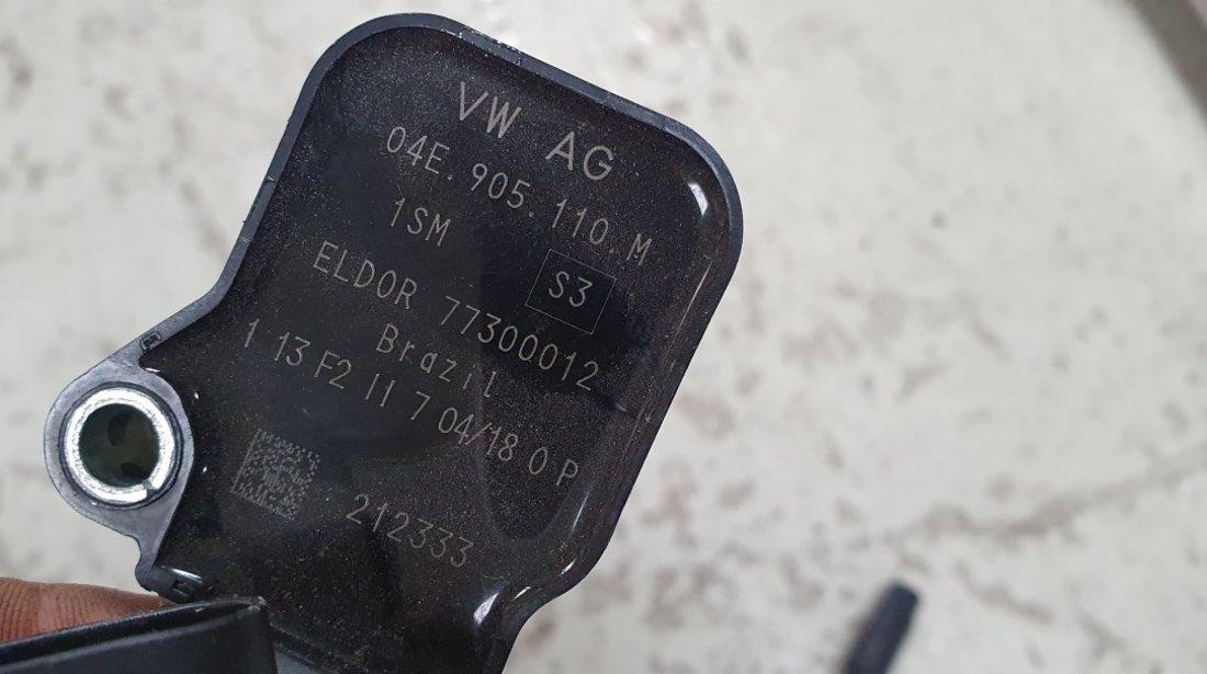Bobina inductie Skoda Octavia 3 Fabia Karoq 1.0 TSI 1.2 TSI 1.4 TSI 04E905110M