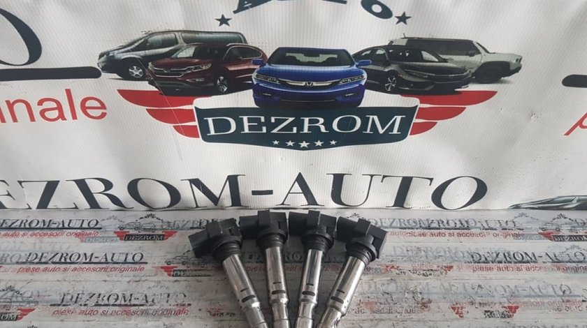 Bobina inductie VW Golf 6 1.4 benzina cod motor : BUD 036905715e