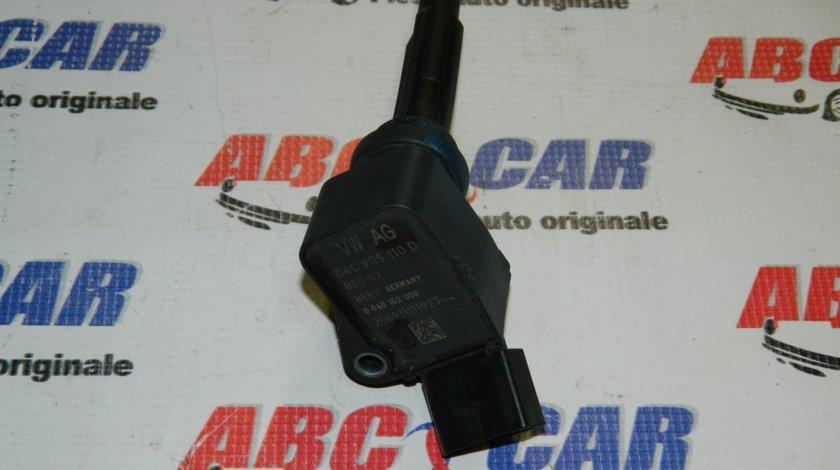 Bobina inductie VW Polo 6R 1.4 TSI cod: 04C905110D model 2011
