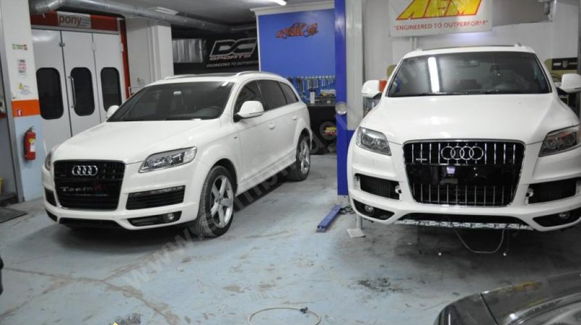 Body kit Audi Q7 S Line 2010 Facelift ORIGINAL