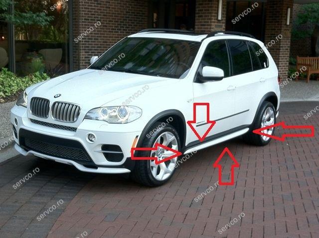 Body Kit BMW E70 LCI Aero Aerodynamic