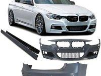 Body Kit BMW F30 Seria 3 M-performance bara fata f30 bara spate f30