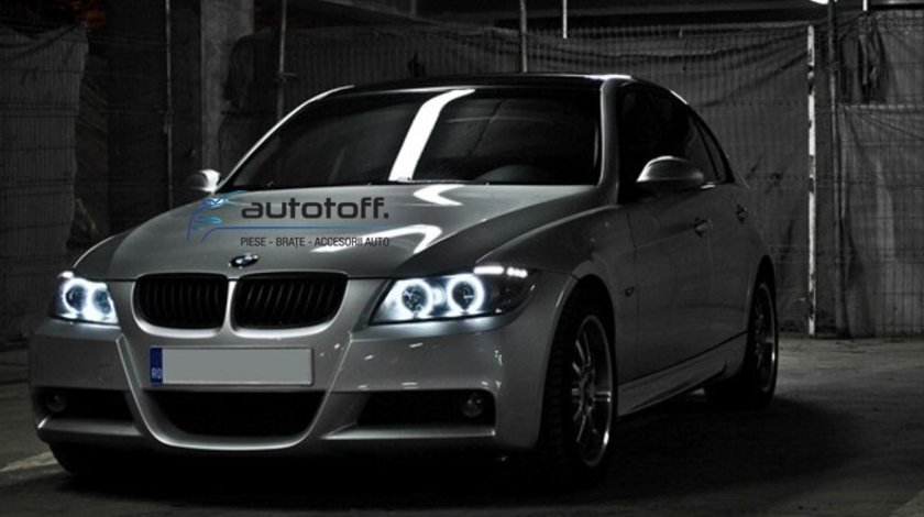 Body kit BMW Seria 3 E90 (2005-2008) model M-Tech