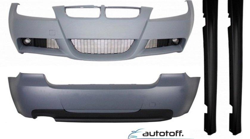 Body kit BMW Seria 3 E90 (2005-2008) model M-Tech