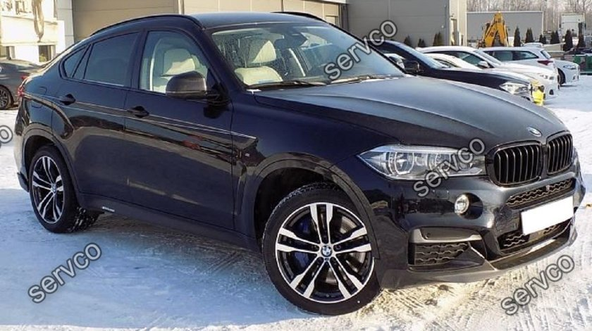 Body Kit BMW X6 F16 M50D 2014-2018 v1