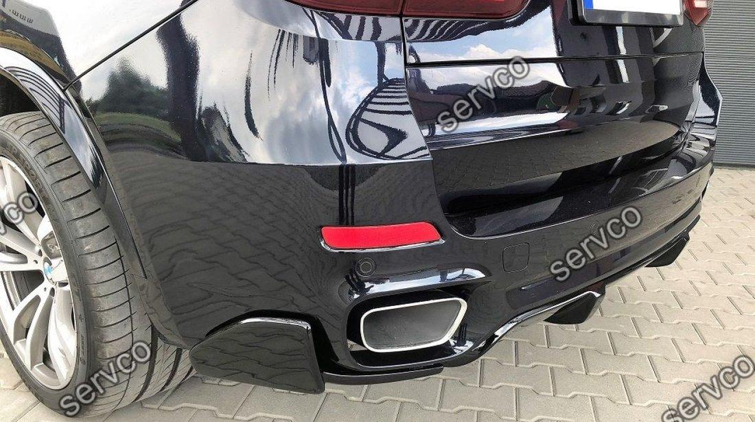 Body Kit Bodykit Pachet Aerodynamic Aero Performance BMW X5 F15 M50D Mpack ver2