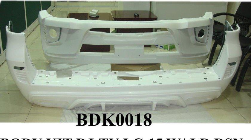 BODY KIT DESIGN-WALD TOYOTA LAND CRUISER FJ200 2008-2015