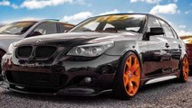 Body Kit Exterior BMW E60 M Tech Seria 5