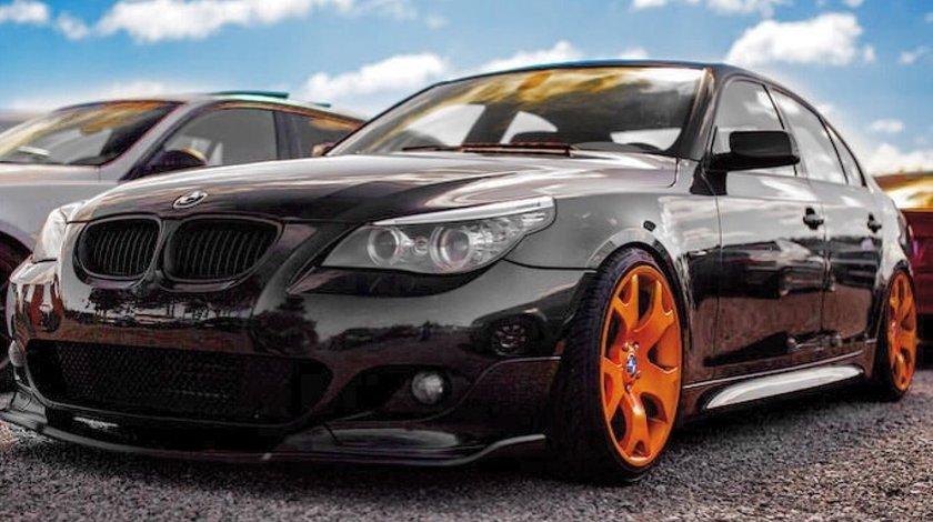 Body Kit Exterior BMW E60 M Tech Seria 5