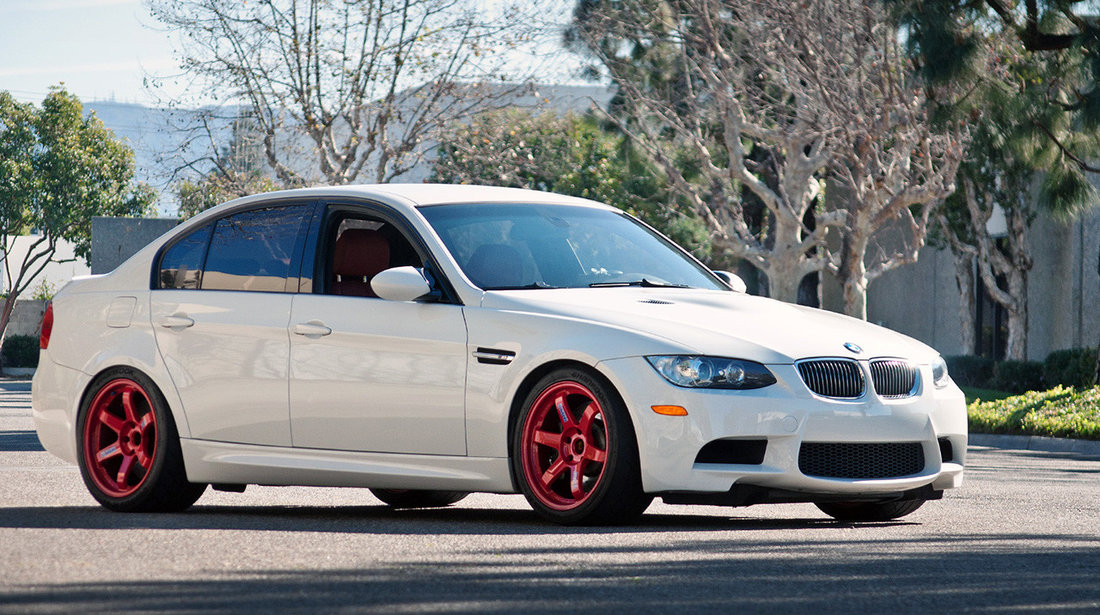 Body Kit exterior BMW E90 M3 SERIA 3