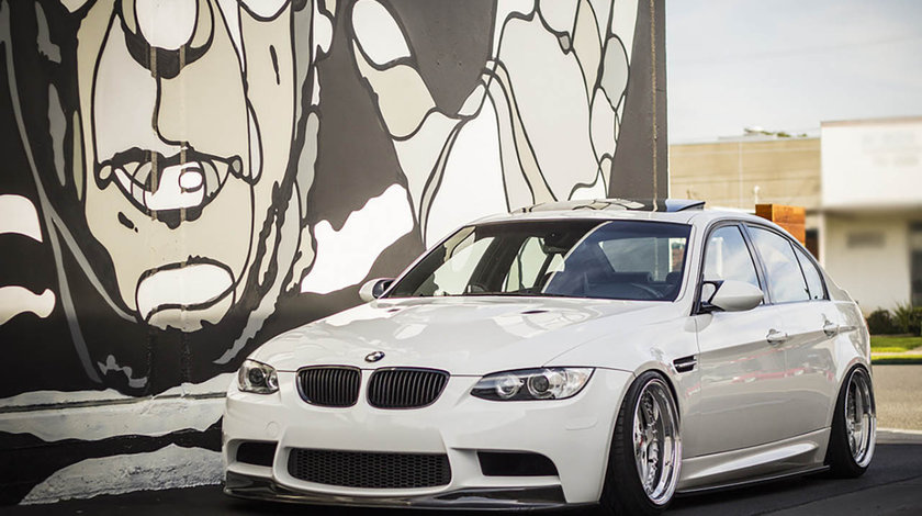 Body Kit exterior BMW E90 M3 SERIA 3