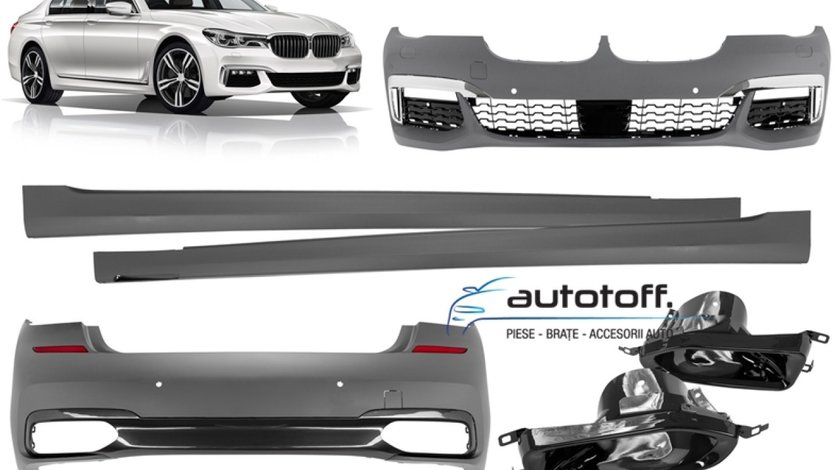 Body kit M BMW Seria 7 G12 (2015+)