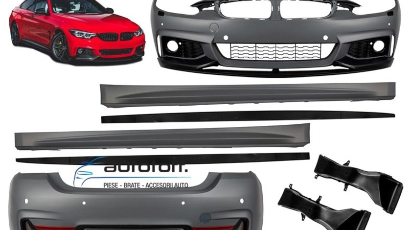 Body kit M-Performance BMW Seria 4 F36 (2013+)