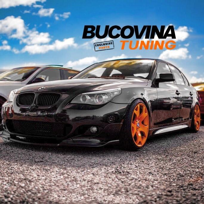 BODY KIT M TECH BMW E60 SERIA 5