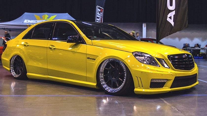 Body kit Mercedes Benz E-Class W212 (2009-2013) AMG Design - OFERTA!!!