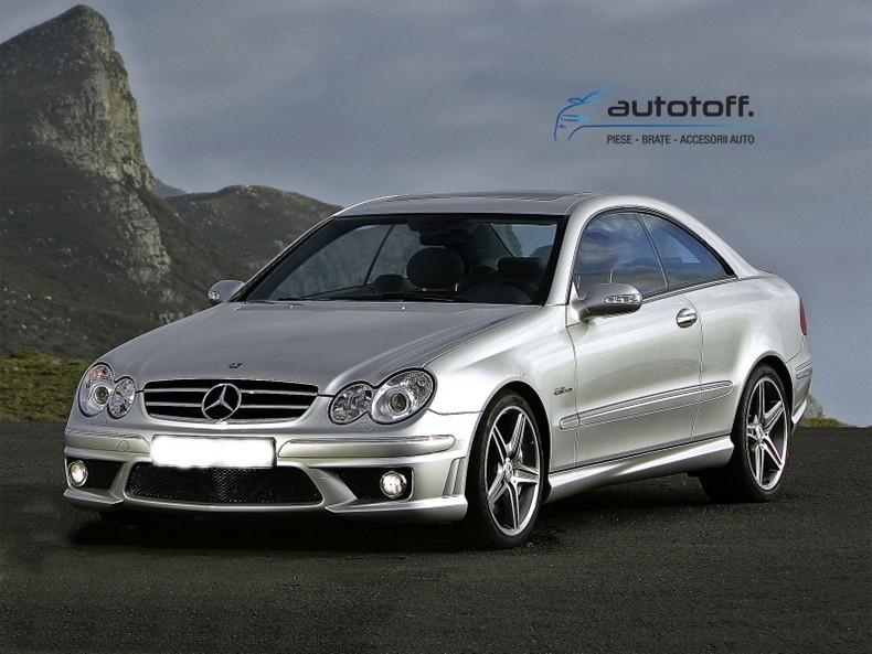 Body kit Mercedes CLK W209 (2002-2009) AMG Design