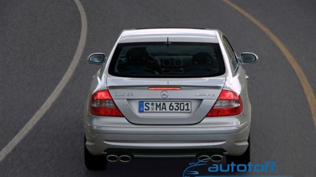 Body kit Mercedes CLK W209 AMG (02-09)