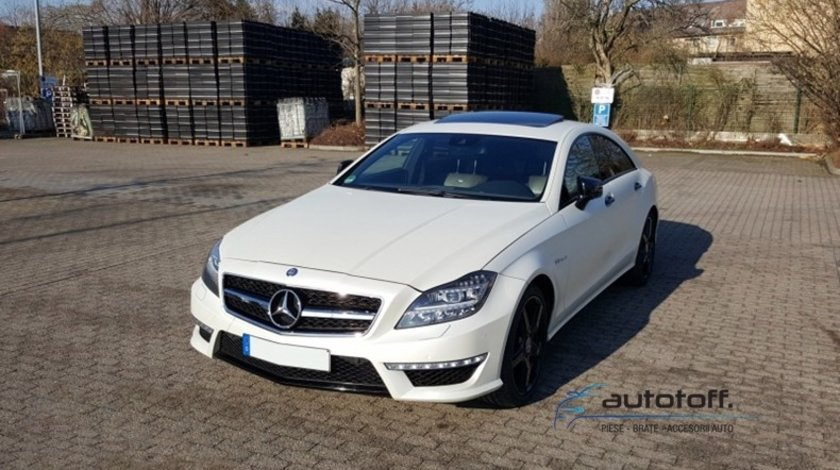 Body kit Mercedes CLS W218 (2011+) AMG Design