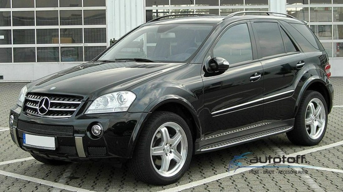 Body kit Mercedes M-Class W164 (2005-2009) AMG Design