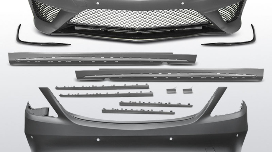 BODY KIT MERCEDES S-Class W222 06.2013- AMG Style
