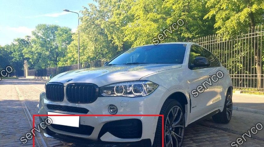 Body Kit Pachet Tuning Sport BMW X6 F16 Aero Performance M Pack X6 M 2014-2018 ver1