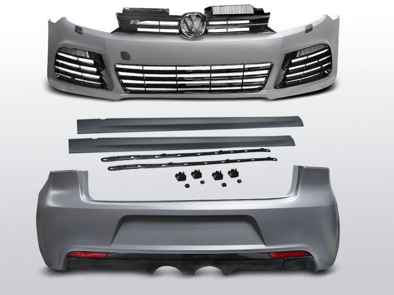 BODY KIT pentru VW GOLF 6 HATCHBACK R20 STYLE