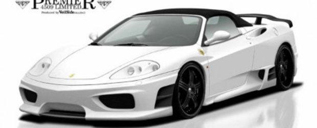 Body kit Premier4509 pentru Ferrari 360!