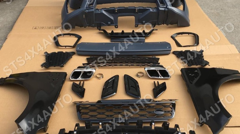 BODY KIT RANGE ROVER SPORT L494 2013-2017 [2019 SVR LOOK]