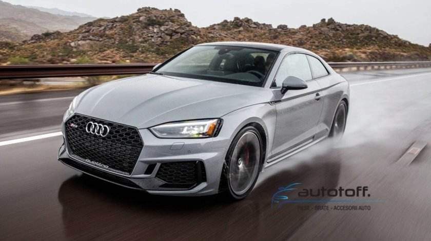 Body kit RS5 Design Audi A5 F5 (2017+)