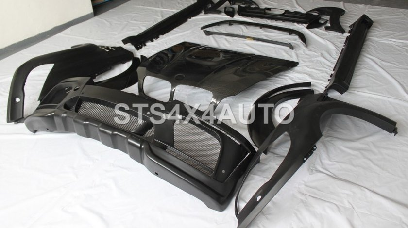 BODYKIT BMW E71 X6 2008-2014 [HAMANN DESIGN]