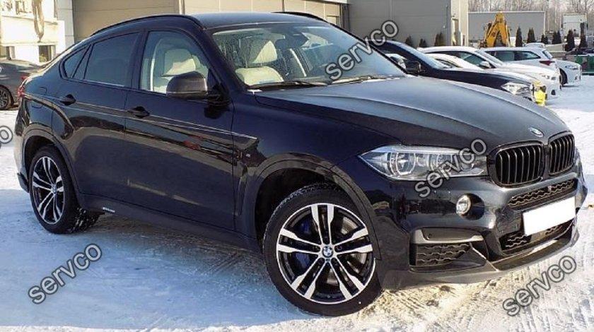 Bodykit BMW X6 F16 M50D 2014-2018 v1