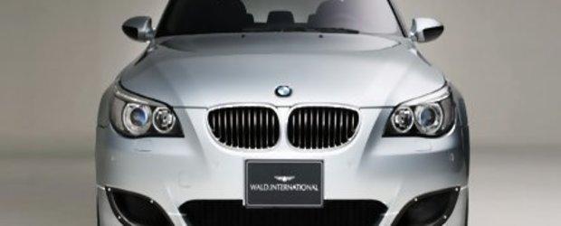 Bodykit din fibra de carbon pentru BMW M5