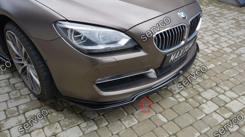 Bodykit pachet tuning sport BMW Seria 6 F06 M Pack Performance Tech Aero 2012-2014 v1