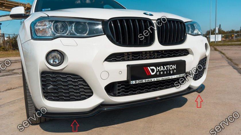 Bodykit pachet tuning sport BMW X3 F25 M Pack Performance Tech Aero Facelift 2014-2017 v1