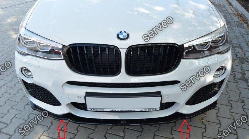 Bodykit pachet tuning sport BMW X4 F26 M Pack Performance Tech Aero 2014-2018 v1